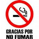 LEY ANTI-TABACO  '¡A fumar a la calle!'... y a veces ni ahí